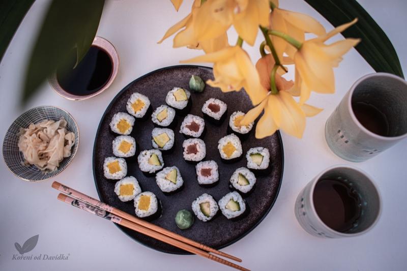 🇯🇵 Sushi Hosomaki