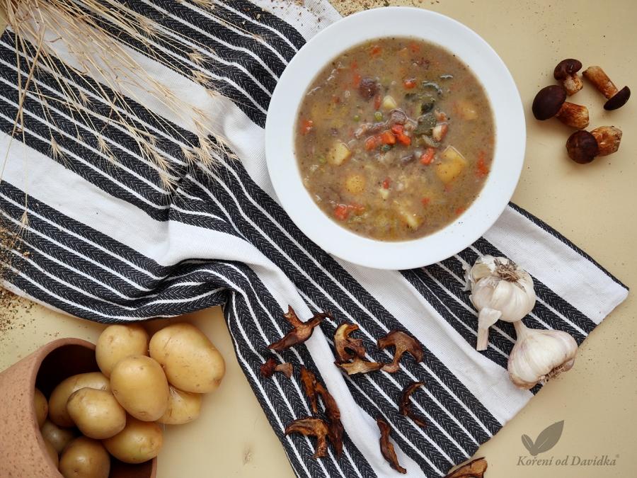 Poctivá zemiaková polievka