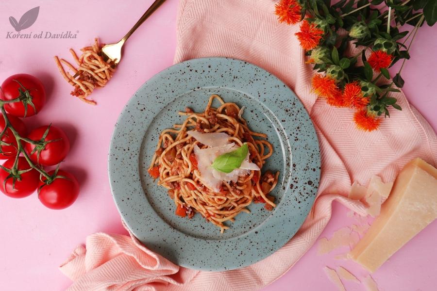 Bolonské špagety originál