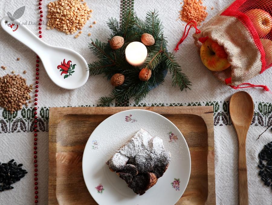 Mákos guba - maďarské vianočné jedlo